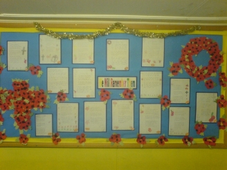 Remembrance Display