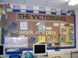The Victorians Display