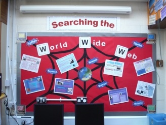 Searching the World Wide Web Display