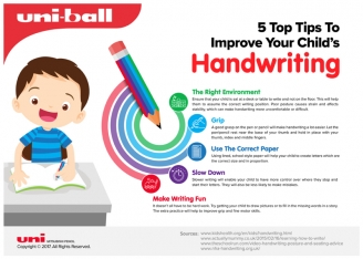 Improve Children's Handwriting