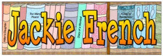 Jackie French Banner