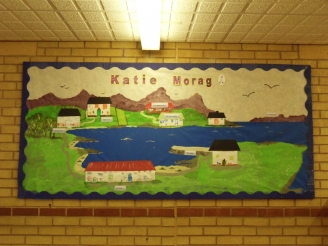 Katie Morag Display