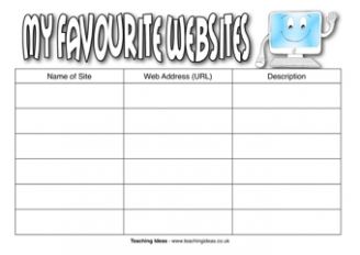 photograph regarding Free Printable Internet Safety Worksheets named The Web Training Options