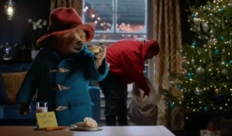 Paddington and the Christmas Visitor
