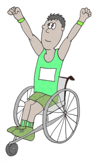 Paralympics Display Picture