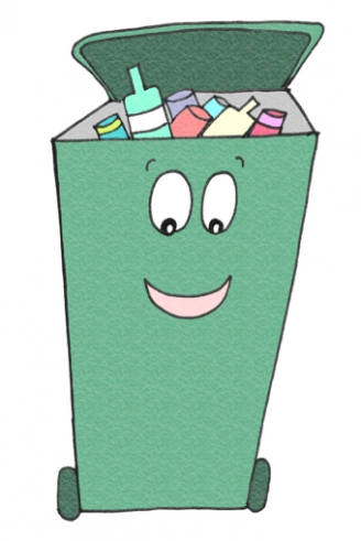 Recycling Bin Display Picture