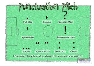 Punctuation Pitch