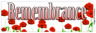 Remembrance Banner