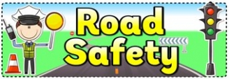 Road Safety Banner