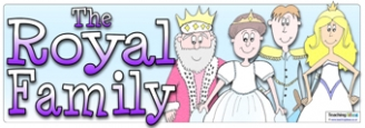 Royal Family Banner