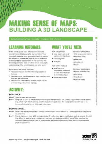Maps And Atlases | Teaching Ideas