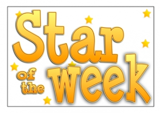 Star of the Week Sign