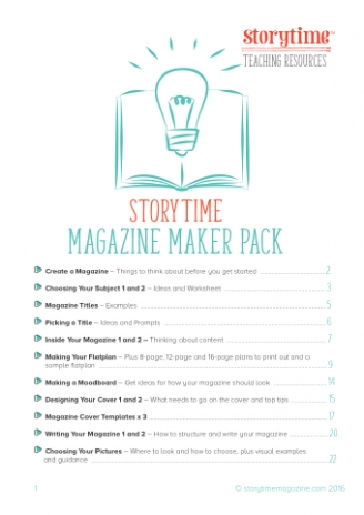 Magazine Maker Pack