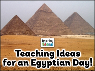 Egyptian Art Projects For Kids