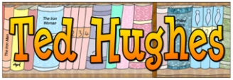 Ted Hughes Banner