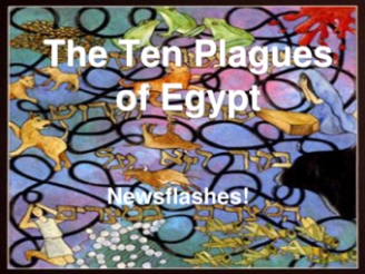 The Ten Plagues of Egypt
