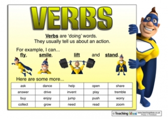 Verbs Resources