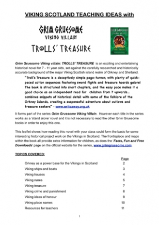 The Troll's Treasure