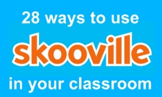 Ways to use Skooville in your classroom