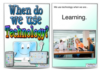 When do we use Technology?