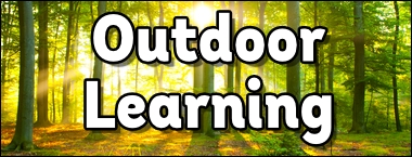 Image result for outdoor learning banner
