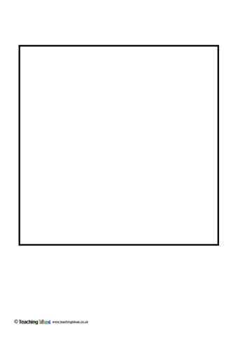 It is a picture of Genius Printable Shapes Template