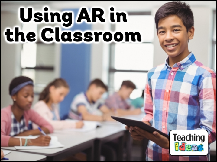 Using AR in the Classroom