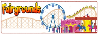 Fairgrounds Banners