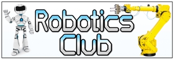 Robotics Club Banner