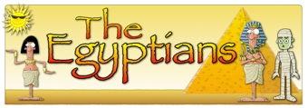 The Egyptians Banner