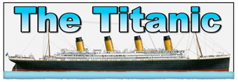 The Titanic Banners