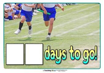 Countdown to a Sports Event