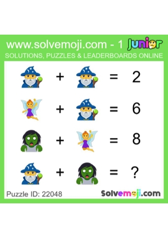 Junior Emoji Puzzles