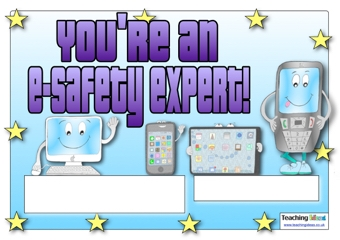 e-Safety Expert Certificate