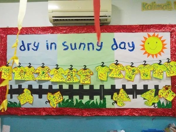 Sunny Day Display
