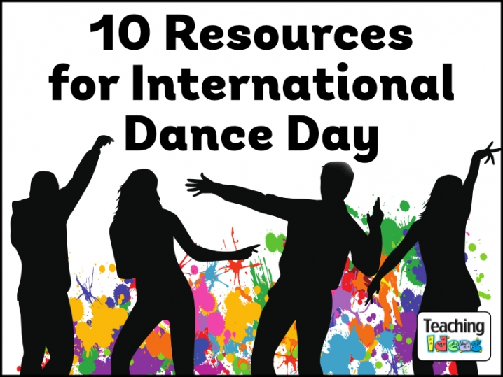 10 Resources for International Dance Day