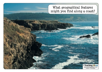 Geography Inspiration Posters