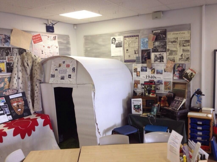 History Role Play Area