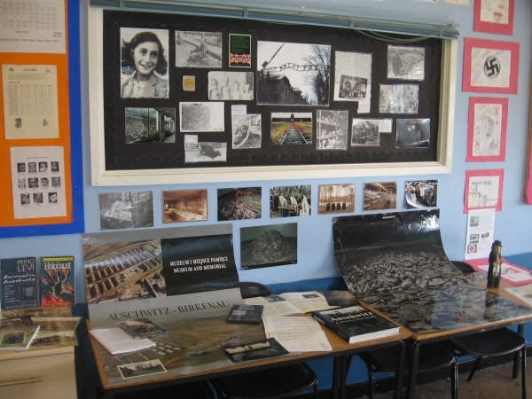The Holocaust Display