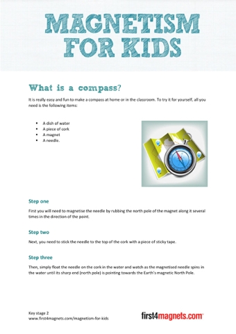 What is a compass?