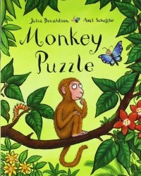 Image result for monkey puzzle front cover