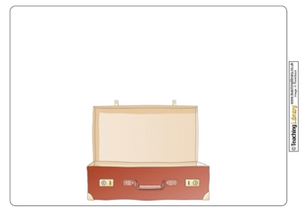 What would you pack in your evacuee's suitcase? Activity