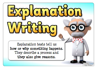 The Explanation Writing Pack
