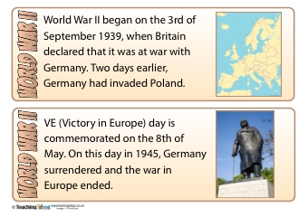 World War II Facts
