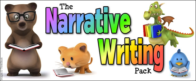 The Narrative Writing Pack